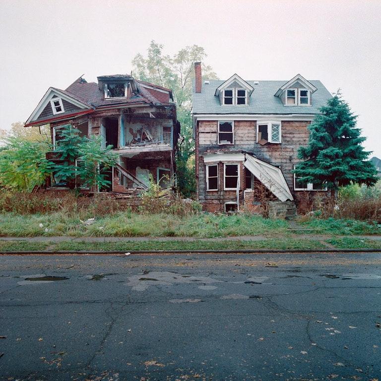 Abandoned Houses - Detroit Neighbors