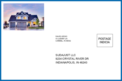 Best Real Estate Postcard from DealMachine